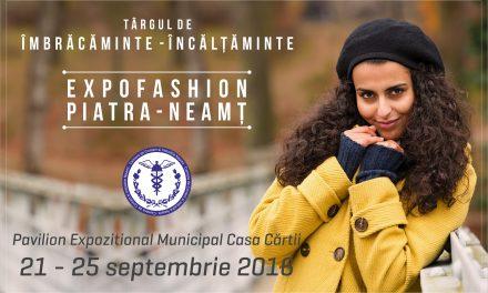 EXPOFASHION-Piatra Neamt 21- 25 SEPTEMBRIE 2016
