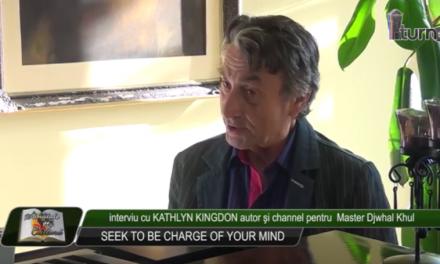 Interviu cu KATHLYN KINGDON
