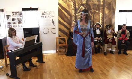Recital baroc la Muzeul de Artă Piatra Neamţ