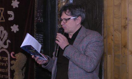 Antologiei Scriitorilor Români Contemporani – Invitat Cătălin Mihuleac