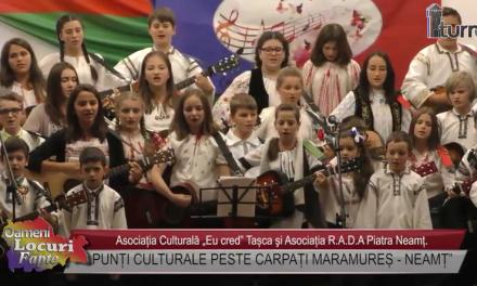 Punti culturale peste Carpati