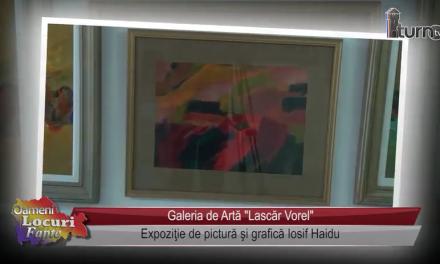 Expozitie de pictura si grafica – Iosif Haidu