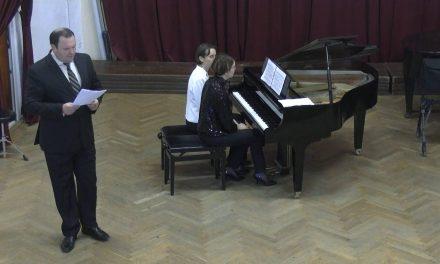 Recital la patru maini – Visul unei nopti de vara