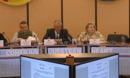 Ședința extraordinară a CJ Neamț – 16 12 2016