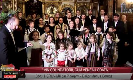 Corul HERUVIMII din Piatra Neamț – Dirijor Marius Corugă – partea 2
