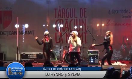 Târgul de Crăciun – DJ RYNNO si SYLVIA