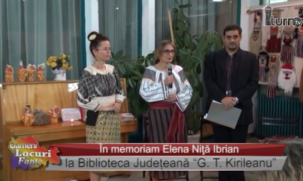In memoriam Elena Nita Ibrian