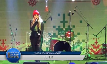 Tărgul de Crăciun – Ester