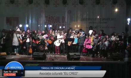 TÂrgul de CrĂciun – AsociaȚia culturalĂ EU CRED