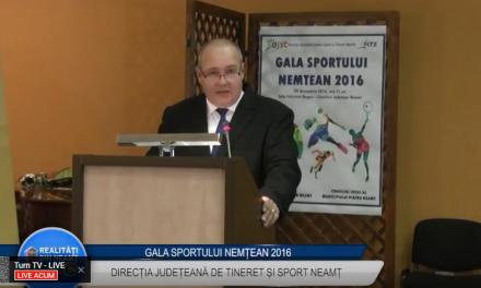 Gala sportului nemțean – partea 2