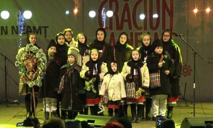 """Târgul de Crăciun – Grupul """"Moldava"""" Fălticeni – Suceava"""
