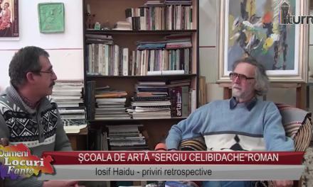 Iosif Haidu priviri retrospective