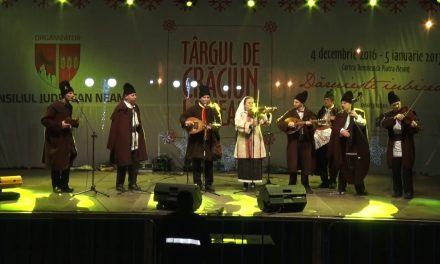 Târgul de Crăciun Ansamblul Etno-Folcloric Ștefan Vodă
