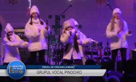 Târgul de Crăciun – Grupul Vocal Pinochio