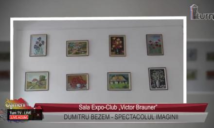 "Dumitru Bezem – ""Spectacolul imaginii"""