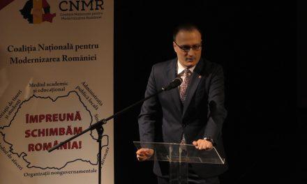 Coaliția Națională pentru Modernizarea României – partea 1