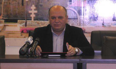 Conferință de presă – Primaria Piatra Neamț – 13 01 2017