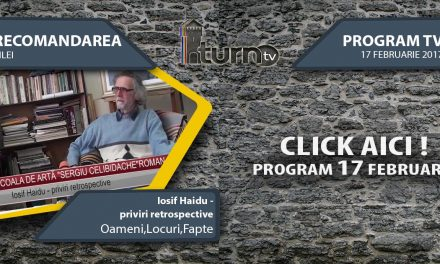 Program TV 17 februarie 2017 si Recomandarea zilei