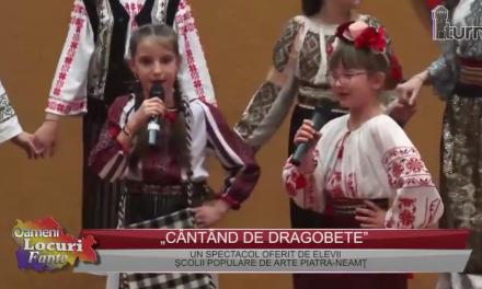 """""""CÂNTÂND DE DRAGOBETE!"""" partea 2"""