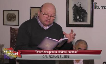 Descântec pentru răsăritul soarelui – Ioan Roman Ruseni