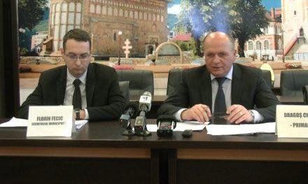 Conferința de presă – Primaria Piatra Neamt – 23 02 2017
