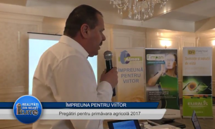 Pregatiri pentru primavara agricola 2017 partea 1