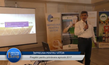 Pregatiri pentru primavara agricola 2017 partea 3