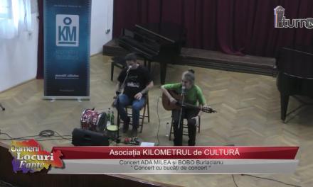 Ada Milea & Bobo Burlacianu – Concert cu bucati din concerte