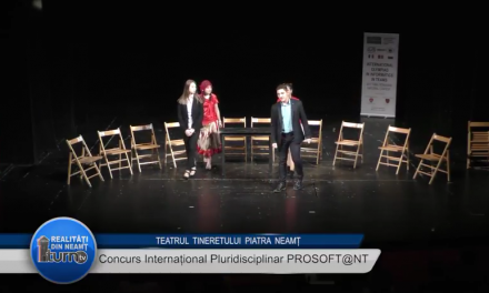 Concurs International Pluridisciplinar partea 2