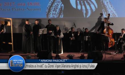 Armonii Pascale 2017