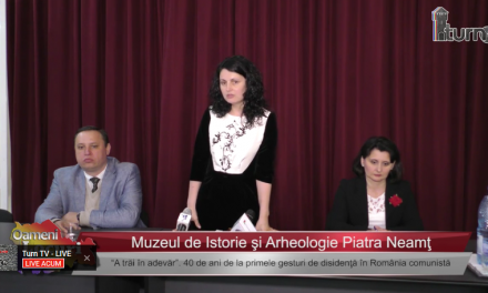 """""""A trăi în adevăr"""". 40 de ani de la primele gesturi de disidenţă în România comunistă"""