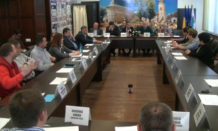 Şedinta ordinară a Consiliului Local Piatra Neamţ din 27 04 2017
