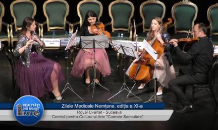 Zilele medicale nemtene – Royal Cvartet Suceava
