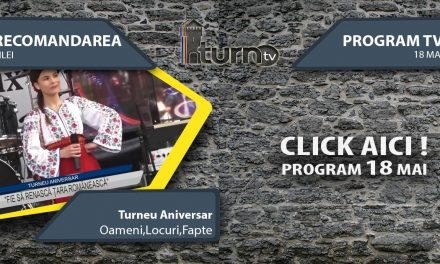 Program TV 18 mai 2017 si Recomandarea zilei