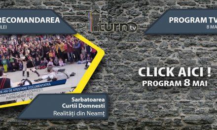 Program TV 8 mai 2017 si Recomandarea zilei
