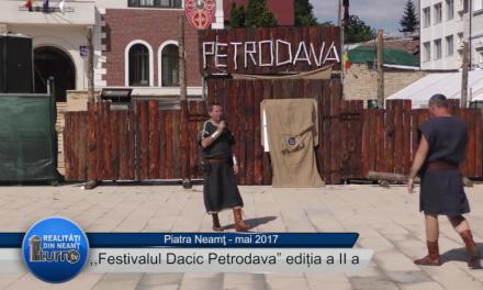 Festivalului Dacic Petrodava editia a II a ziua a doua