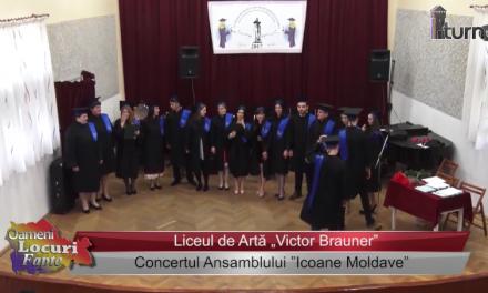 "Concertul Ansamblului "" Icoane Moldave "" – 2017"