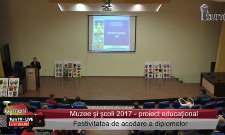Muzee și scoli 2017