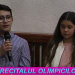 Junior Star Recitalul olimpicilor
