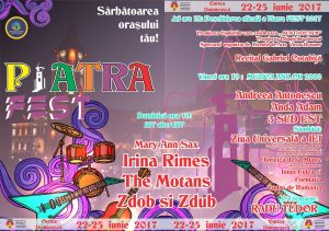 Piatra fest afis program