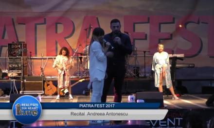 Piatra FEST 2017 Recital Andeea Antonescu
