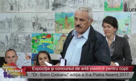 """Concursul de arta plastica pentru copii """" Dr Sorin Ciobanu """""""