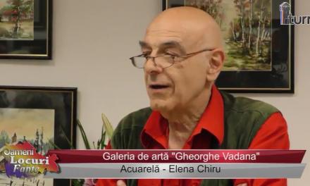 Acuarelă – Elena Chiru