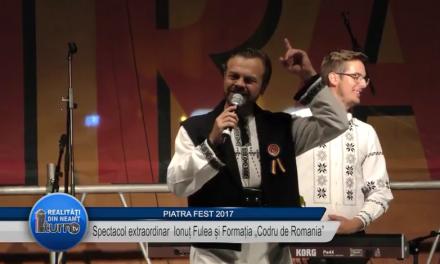 Piatra FEST 2017 Ionut Fulea si Formatia Codru de Romania