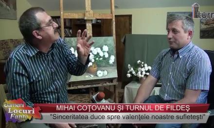 """Mihai Coţovanu şi """"Turnul de Fildeş"""""""