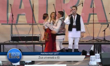 Piatra FEST 2017 Ziua universala a IEI