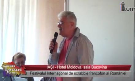 Festivalul Internaţional de scrabble francofon al României