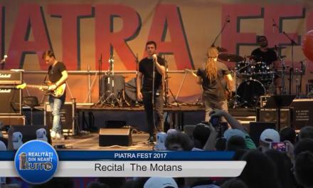 Piatra FEST 2017 Recital The Motans