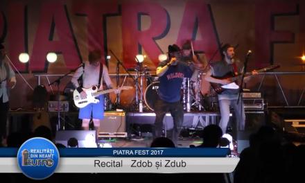 Piatra FEST 2017 Recital Zdob si Zdub