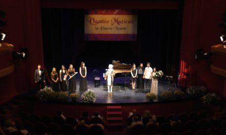 Vacanțe Muzicale 2017 – SEARA CURSURILOR DE MĂIESTRIE